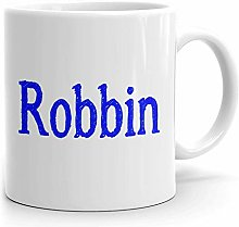 Tasse à café Robbin – Tasse personnalisée