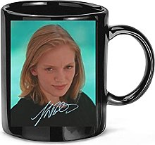 Tasse à café signée Sarah Polley as Elsa Kart
