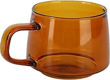 Tasse à café, Tasse à café Transparente 250ML