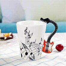 Tasse à café tasse à thé Musique For Violon
