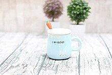 Tasse à café / thé en céramique,Dessin