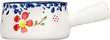 Tasse à lait japonaise en céramique avec