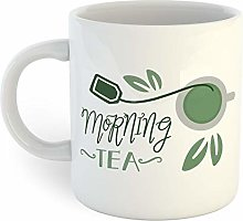 Tasse à thé du matin