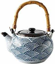 Tasse à thé en céramique japonaise Sea Cup