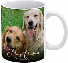 Tasse à thé et à café avec photo d'animal