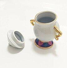 Tasse à théière, tasse et tasse de dessin