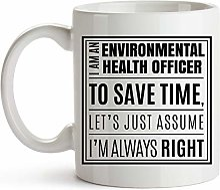 Tasse café céramique tasse thé Agent de santé
