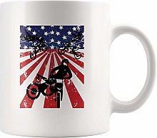 Tasse café céramique tasse thé Dirt Bike 4