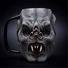 Tasse De Café De Crâne De 400ml, Tasse D'eau