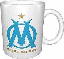 Tasse de café MaRseille Club pour maman le jour