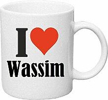 Tasse de Café Tasse à Thé … Coffee Mug I Love