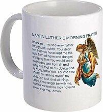 Tasse de prière du matin de Martin Luther en