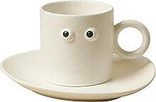 Tasse En Porcelaine Yeux De Haute Qualité Pour