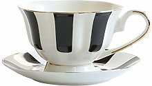 Tasse EURO Style Coupe et Soucoupe Coffee tasse à