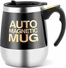 Tasse Magnétique Automatique Tasse de Mélange en