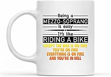 Tasse Mezzo-Soprano Being A Mezzo-Soprano is Easy