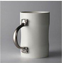 Tasse Tasse 12,8 OZ Mug en céramique avec