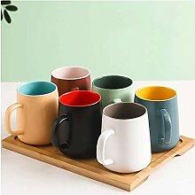 Tasses à café de grande capacité,
