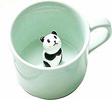 Tasses en céramique pour lait, café,