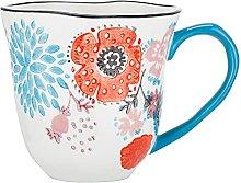 Tasses En Porcelaine Créatives Faites À La Main