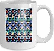 Tasses personnalisées - ornement Tribal en