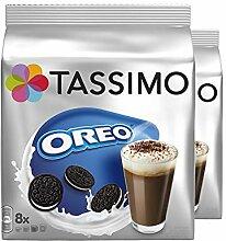 Tassimo Oreo 8 X 1 par Paquet - Paquet de 2