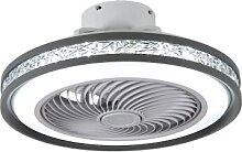 TATANE Ventilateur de Plafond à LED avec