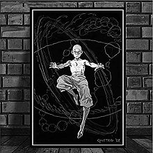 Tattooshe Poster Et Imprime Avatar Le Dernier