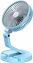 TBEONE Ventilateur de bureau multifonction avec
