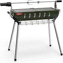 TBUDAR Barbecue Portable Barbecue Grand Thicken