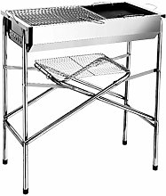 TBUDAR Barbecue Portable Ménage 5 ou Plus