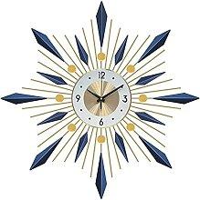 TBUDAR Grande Horloge Murale Sunburst, Design