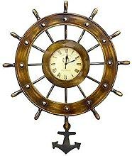 TBUDAR Horloge Murale, Montre De Poche Horloge