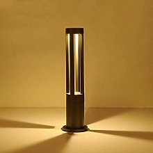 TDYWO Borne Lumineuse Exterieur LED, Poteau à LED