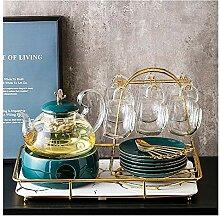 Tea Sets Ensembles de théière en verre, y