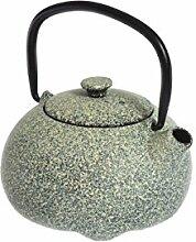 Tea Soul B6021358 Théière Métal/Emaille Fonte