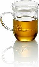 Tea Soul B6021495 Théière avec Filtre Verre 300