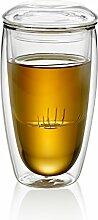 Tea Soul B6021496 Théière avec Filtre Verre 350
