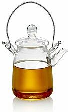 Tea Soul B6021509 Théière Verre 380 ML