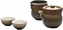 Tea Soul B6021538 Service avec THéIèRE Quatre