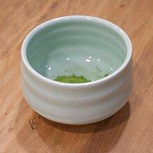 TEA SOUL, Bol en porcelaine Ru, Bol à Thé Matcha