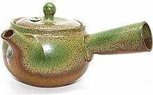 Tea Soul Théière japonaise, Verte et Grise