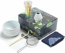 TEANAGOO Service à thé Matcha, service à thé