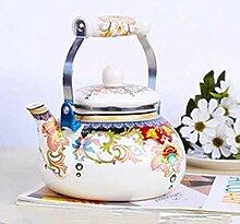 Teapot bouilloire baie vitrée Casseroles à