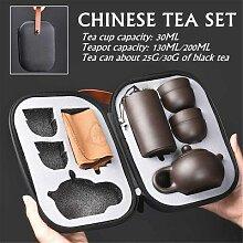 Teaware-service à thé Portable | Théière à