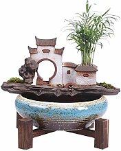 TEAYASON Fontaines de Table Fontaines D'Eau