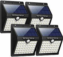 Techbox - ?3 Modes Intelligents?Lampe Solaire
