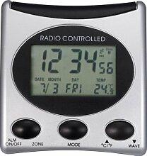 Technoline Silber Réveil de Radio WT 221-T