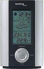 Technoline WS 6710 Station Météo avec Horloge à
