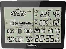 Technoline WS 6760 Station Météo avec Horloge